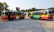 Công ty xe buýt trích xuất camera tìm điện thoại bỏ quên cho khách ở Nghệ An