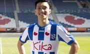 Đoàn Văn Hậu có tên trong danh sách trận SC Heerenveen - Utrecht