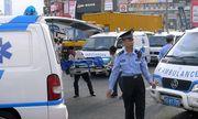 Xe tải bất ngờ đâm vào đám đông tại Trung Quốc khiến 10 người tử vong tại chỗ