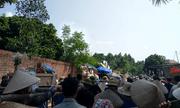 Vụ 3 mẹ con tử vong vì tai nạn giao thông: Xót xa đại tang trong căn nhà mới xây