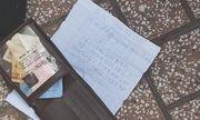 Người đàn ông để lại dép kèm giấy nhắn rồi nhảy xuống sông tự tử