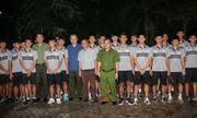 Bộ trưởng Tô Lâm gặp gỡ các học viên Học viện HAGL tại Hàm Rồng