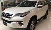 Toyota Fortuner giảm giá 'kịch sàn' lên đến 120 triệu vào cuối tháng 9