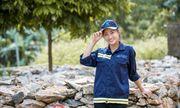 Lương Thùy Linh khởi động dự án nhân ái, mang 700 tấn vật liệu làm đường lên núi