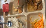 Vụ bữa ăn trưa khiến phụ huynh nhìn muốn khóc: Sẽ thanh tra đột xuất trường quốc tế Việt Úc