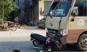 Chạy lấn đường, ô tô khách khiến nam sinh lớp 9 tử vong tại chỗ