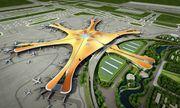 Video: Toàn cảnh sân bay quốc tế lớn nhất thế giới vừa đi vào hoạt động