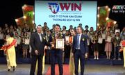 Top 100 giải thưởng Sao Vàng Đất Việt gọi tên Win Company