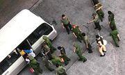 TP.HCM: Hơn 100 cảnh sát đột kích ổ bay lắc tại chung cư Gold View