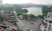 Hà Nội đề xuất cấm ôtô, xe máy lưu thông quanh hồ Gươm trong 1 tháng