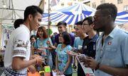 Hơn 1.000 bạn trẻ tham gia Ngày hội Tình nguyện toàn cầu 2019