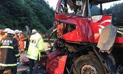 Tai nạn xe khách kinh hoàng tại Trung Quốc, ít nhất 36 người thiệt mạng