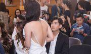 Thái Trinh đáp trả sau khi bị chỉ trích vì bật khóc bỏ về giữa sự kiện có Quang Đăng