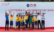 Thách thức Lotteria cup 2019: Đã tìm ra cái tên tiếp theo tham dự vòng chung kết