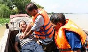 An Giang: Đội cứu hộ