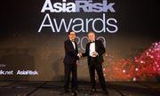 """Techcombank được Asia Risk vinh danh """"Ngân hàng xuất sắc nhất Việt Nam"""" lần thứ hai"""