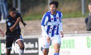 Tin tức thể thao mới nóng nhất ngày 1/10: Văn Hậu thể hiện tốt khi đá chính ở đội trẻ Heerenveen