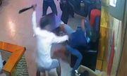 Truy bắt nhóm côn đồ táo tợn chém 5 người ở quán ăn nhập viện cấp cứu