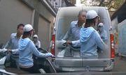 Vụ người đàn ông đi xe SH nhổ nước bọt vào mặt cô gái đi đường: Công an vào cuộc điều tra