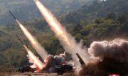 Nhật Bản và Hàn Quốc phát hiện Triều Tiên thử vũ khí vào sáng sớm