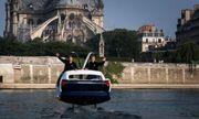 Taxi điện phóng như bay trên mặt nước thay thế ca nô, giá 190.000 USD