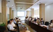 Đoàn Cục Khoa học Công nghệ và Đào tạo đến thăm, làm việc tại Trường ĐH Kinh doanh & Công nghệ Hà Nội