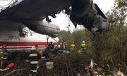 Máy bay Ukraine đáp khẩn cấp vì hết nhiên liệu, ít nhất 5 người thiệt mạng