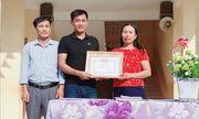 Nghệ An: Biểu dương hai thầy giáo dũng cảm cứu người đuối nước