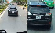 Lái xe Lexus chặn xe cứu hỏa ở Nghệ An nói gì?