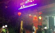 Thừa Thiên - Huế: Đột kích quán karaoke lúc rạng sáng, phát hiện 25 khách phê ma túy