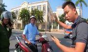 Đà Nẵng: Người đàn ông vi phạm giao thông còn vu vạ công an đánh người
