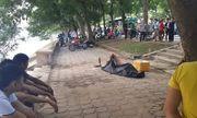 Hà Nội: Tá hỏa phát hiện thi thể nam thanh niên dưới hồ Linh Đàm
