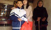 Gặp gỡ cô nàng 9X xứ Nghệ xinh đẹp chăm chỉ làm từ thiện giúp người nghèo