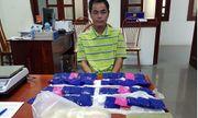 Bắt quả tang đối tượng vận chuyển hàng nghìn viên ma túy tổng hợp