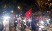 Trận Việt Nam - Malaysia diễn ra: Những đường nào bị cấm di chuyển?