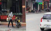Quảng Ninh: Truy tìm đối tượng táo tợn mang súng xông vào cướp tiệm vàng