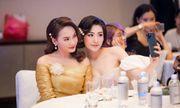 Á hậu Tú Anh quyến rũ, khoe dáng nuột nà hội ngộ cùng Bảo Thanh tại sự kiện