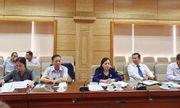 Bộ trưởng Bộ Y tế làm việc với Hội đồng kinh doanh EU- ASEAN
