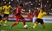 Video: Công Phượng đánh rơi cơ hội khi bị vây kín bởi 4 cầu thủ Malaysia