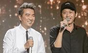Hoài Linh và Đàm Vĩnh Hưng đứng chung sân khấu sau nhiều năm
