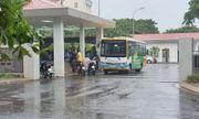 Sau tiếng la lớn, phát hiện tài xế xe buýt tử vong trong nhà vệ sinh