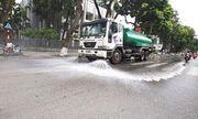 Khói bụi tăng cao, Hà Nội cho phép tái rửa đường sau 3 năm tạm dừng