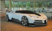 Chiêm ngưỡng vẻ đẹp tuyệt mỹ của siêu xe Bugatti Centodieci