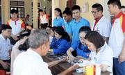 Hà Tĩnh: Khám, cấp phát thuốc miễn phí cho 120 người cao tuổi