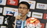 HLV Malaysia bỏ họp báo sau trận thua Việt Nam, về nước mới