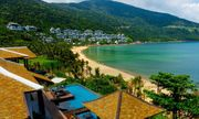 """Tạp chí Mỹ Condé Nast Traveler vinh danh InterContinental Danang Sun Peninsula Resort là """"Khu nghỉ dưỡng tốt nhất châu Á"""")"""