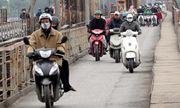 Tin gió mùa Đông Bắc: Hà Nội trời trở lạnh kèm mưa dông
