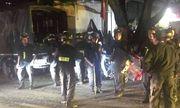 Hà Nội: Khống chế đối tượng chém 2 người thương vong trong đêm