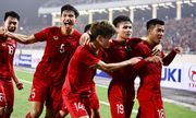 U22 Việt Nam cùng bảng U22 Thái Lan, U22 Indonesia ở SEA Games 30