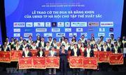 Gần 200 doanh nghiệp Thủ đô tiêu biểu được vinh danh tại Đêm doanh nghiệp 2019